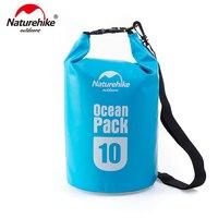 NatureHike 5L 10L сумка для воды уличная водонепроницаемая сумка Сверхлегкая для Driftage кемпинга плавание путешествия FS15M010-J