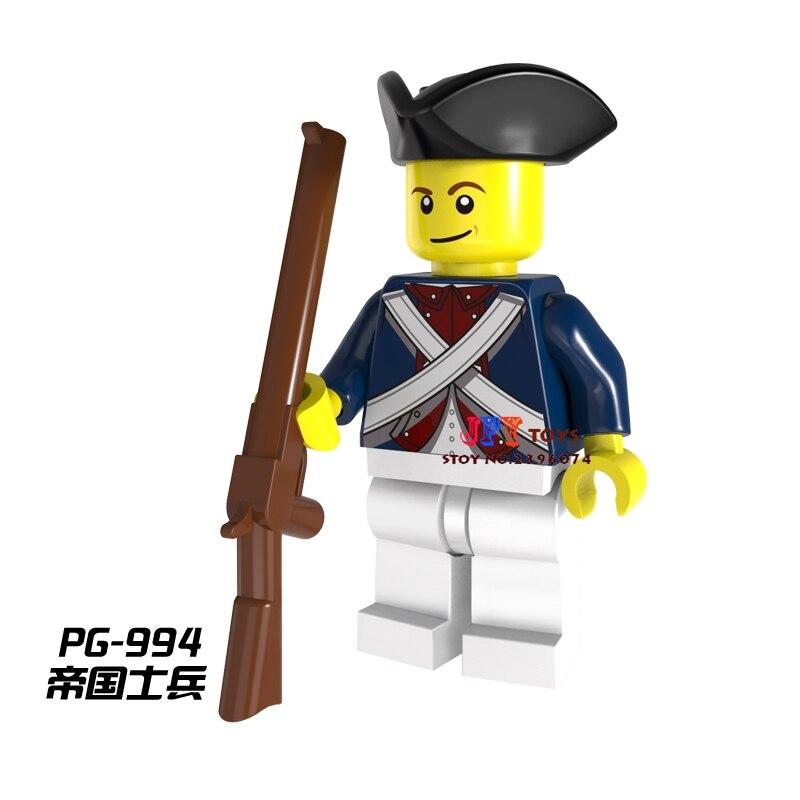 50pcs Starwars Imperial Army Soldier Gun Building Blocks Bricks Friends For Girl Boy Kid Children Toys Brinquedos Menina Moderate Price Model Building