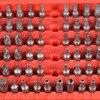 100pcs Set Bits Set Sturdy Chrome Vanadium Steel Screwdriver Head Set Professional Torx Hex Bit Set
