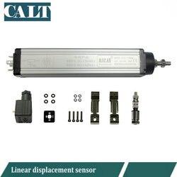 Máquina de moldagem por Injeção KTC1-150mm pull rod tipo régua de Resistência sensor de deslocamento Linear