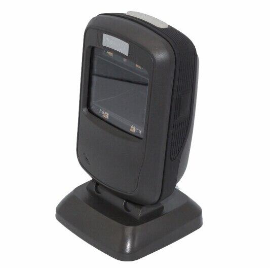 Newland 1D / 2D barcode scanner FR40 desktop USB / RS232 scanner CMOS QR Data Matrix DM code scanner Supermarket Restraunt(China)