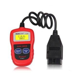 Image 5 - Autel AutoLink AL301 OBDII & CAN Code Reader Auto Link AL 301 Auto Diagnostic scanner obd2 Scanner for car vehicle Update Free