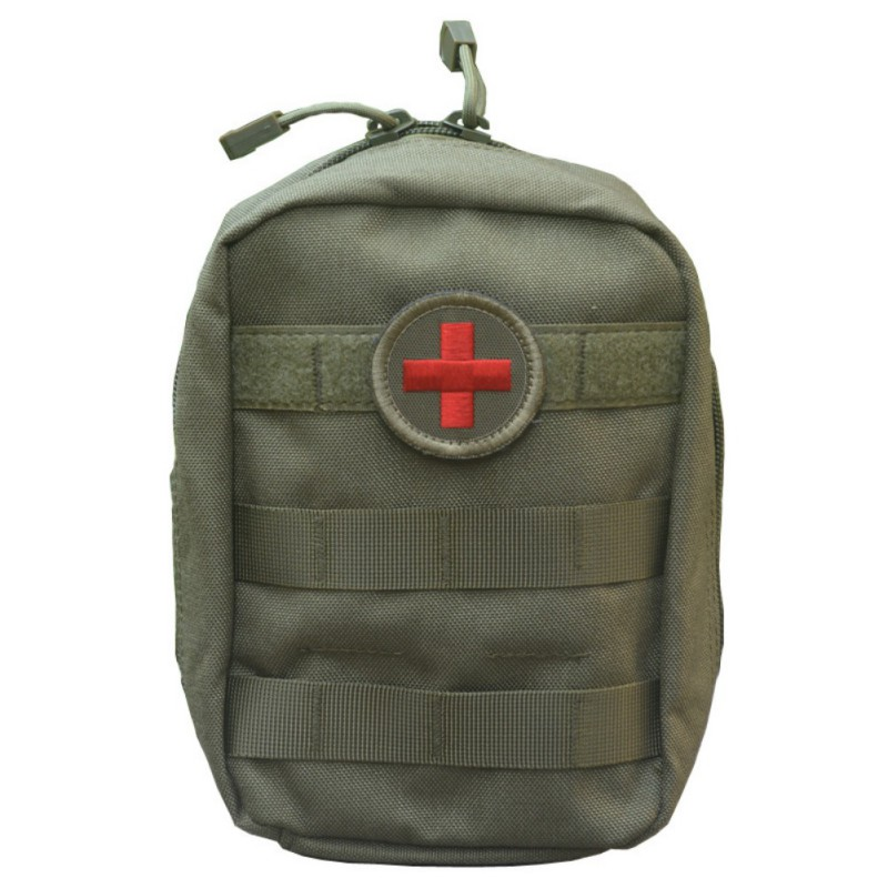 Molle Tactical Military 600D EDC Utility Bag Medical First Aid Pouch Case Tools New