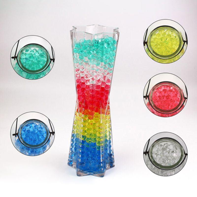 New 10000pcs Orbeez Soft Crystal Water Gun Paintball Bullet Growing Water Balls #5