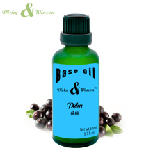 Vicky&winson Palm oil 50ml pure natural aromatherapy oil Soap material carrier base oil Palm essential oil VWJC21 цена