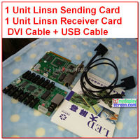 linsn-801802-control-system-1-sending-card-sd801d-sd802d-1-receive-card-rv801drv908d-hub75-card-dvi-cablesusb-cables