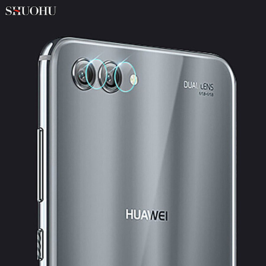 For Nova 2S Camera Lens Tempered Glass Screen Protector For Huawei Nova 2S 2.5D 9H Phone Back glass