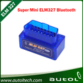 Super MINI ELM327 Bluetooth ELM 327 Version 1.5 OBD2 / OBDII for Android Torque Car Code Scanner