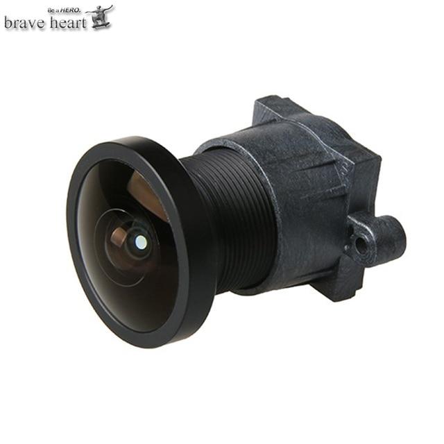Original SJCAM SJ4000 Lens 170 Degree Wide Angle Camera Len for SJCAM SJ4000 WIFI SJ5000 SJ6000 SJ7000 SJ8000 SJ9000 Accessories