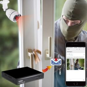 Image 4 - Tonton 1080P Hdmi Dvr Full Hd Outdoor Home Security Camera Systeem 8CH Cctv Video Surveillance Dvr Kit 4 Stuks 2MP Camera Set 1 Tb Hd