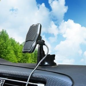 Image 5 - حامل تثبيت مغناطيسي لاسلكي للسيارة من Yianerm حامل مغناطيسي شاحن QI قياسي في السيارة لهاتف iPhone X Xs 8 Plus سامسونج S8 S7