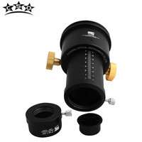 CSO Refractor FOCUSER ADAPTER Full Metal with 2 To 1.25 Ring Astronomical Telescope Eyepieces Monocular Mirror Accessories