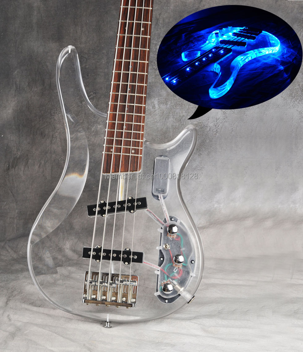 Popular Acrylic Bass Guitar Buy Cheap Acrylic Bass Guitar