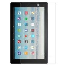 Защита экрана из закаленного стекла 9H для Amazon Kindle Fire HD 10 8 7 HD10 HD8 HD7 8,0 7,0 Защитная пленка для планшета
