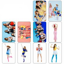 Youpop KPOP Red Velvet The Red Summer Album Photo Card K-POP Self Made Paper Cards Autograph Photocard 10pc/set(China)