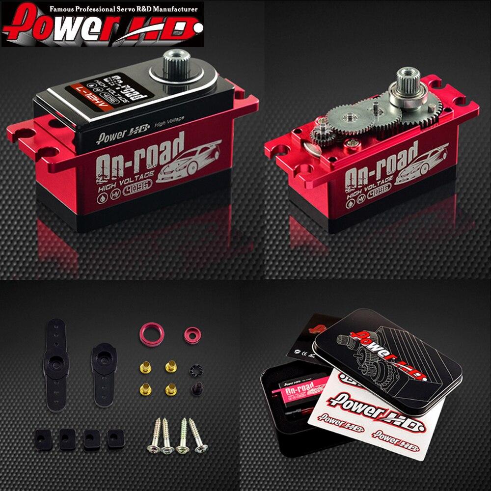 все цены на 1set Power HD L-12HV 12KG High Voltage Servo For 1:10 Buggy Drift Touring RC Car On Road #L-12HV