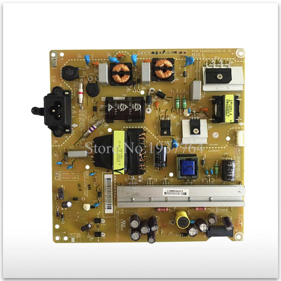 100% new Original High-quality for LG 42LB5610-CD Power Supply Board EAX65423701 LGP3942-14PL1 good working good working original used for power supply board led 42v800 le 42tg2000 le 32b90 vp168ug02 gp power board