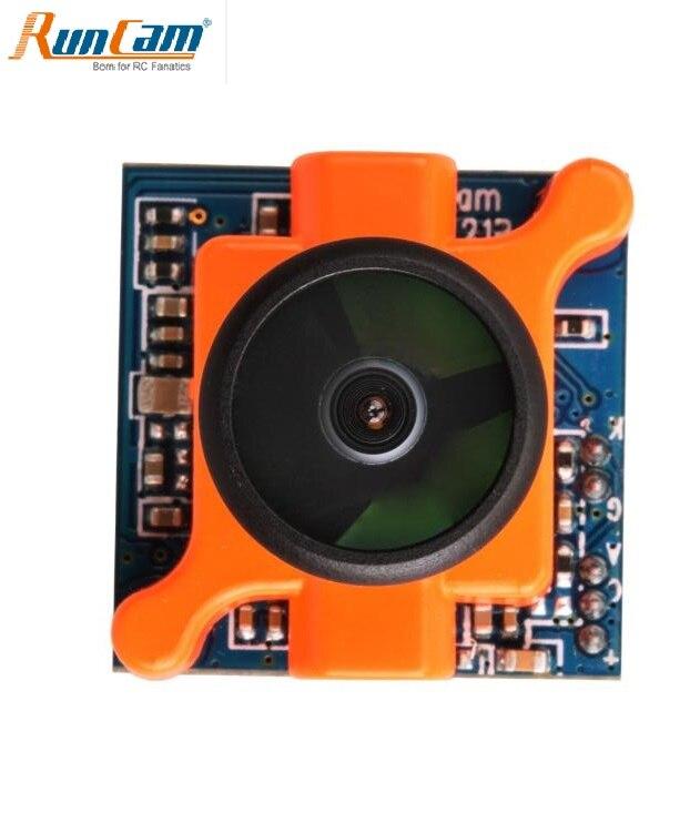 RunCam Micro Sparrow WDR 700TVL FPV Mini Kamera 1/3 CMOS 2,1mm 16:9 NTSC/PAL Umschaltbar auf OSD fourrure RC Drone