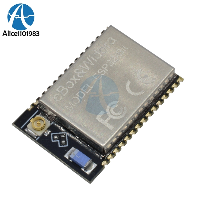 ESP32 ESP 32 ESP32S ESP 32S Module ESP3212 Bit BLE Bluetooth 4 2 Wifi  Module Support Linux Window Dual core Processor Module-in Integrated  Circuits
