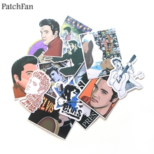 Patchfan 14pcs 90s paster collection 90s decals scrapbooking Kids Toy DIY phone Motorcycle Waterproof Stickers A1748 цена