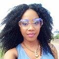 Mincl/Corte De Qualidade o gradiente de óculos de sol para as mulheres sem aro óculos de sol óculos de sol mulher quadros Originais lente clara