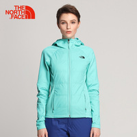 The North Face Outdoor Sports Women's Cotton Coat Winter Comfortable Thermal Trekking Hiking Jacket Hooded Elastic Clothes 3L9A