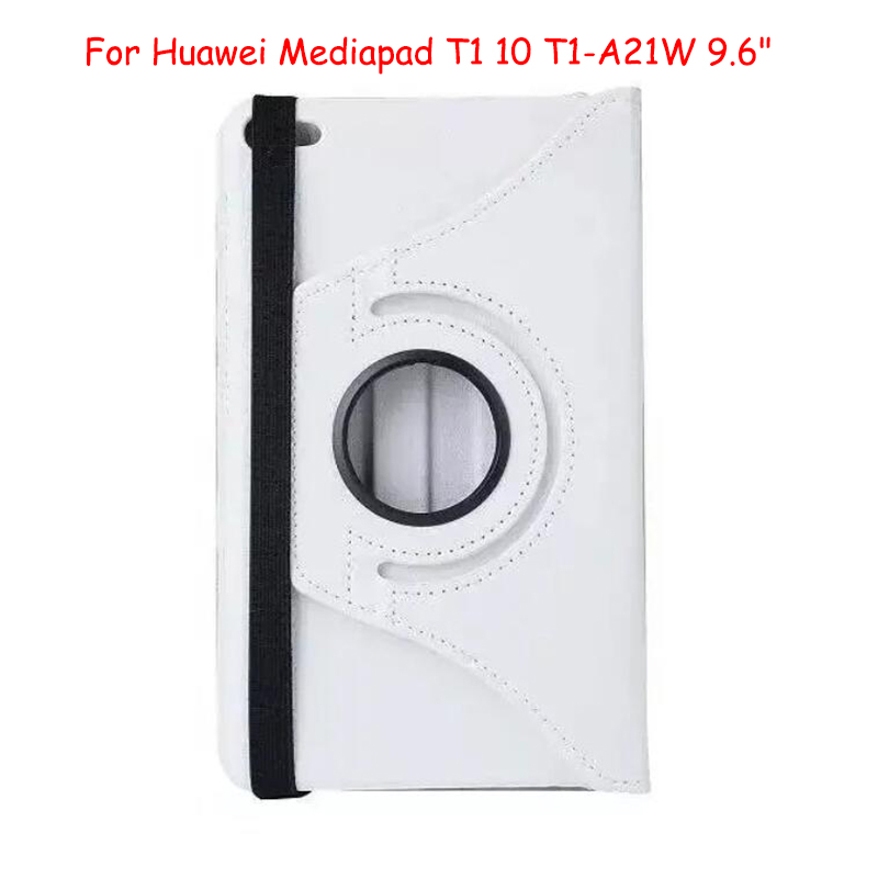 ocube Luxury 360 Degree Rotating Litchi Leather Protective Case font b Cover b font For Huawei