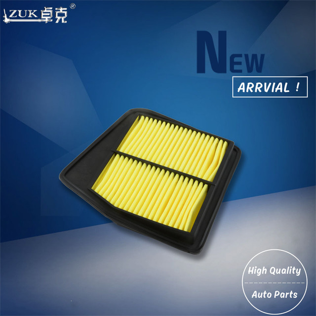 ZUK High Quality Replacement Air Filter Element For HONDA SPIRIOR - Acura tsx air filter