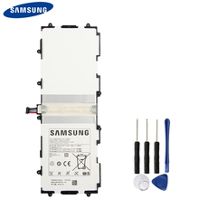 Original Samsung Battery SP3676B1A For Samsung Galaxy Tab 10.1 S2 10.1 N8000 N8010 N8020 GTN8013 P7510 P7500 P5110 P5100 7000mAh