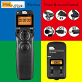 PIXEL TW-283 Shutter Release Wireless Timer Remote Control for Canon 700D 1200D 7D 1100D 5D Mark II 500D 1D Nikon Sony A7 Pentax