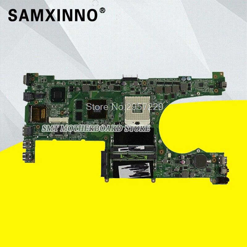 U31SD Motherboard GT520M For ASUS U31S X35S U31SG laptop Motherboard U31SD Mainboard U31SD Motherboard Motherboard test 100% ok цена