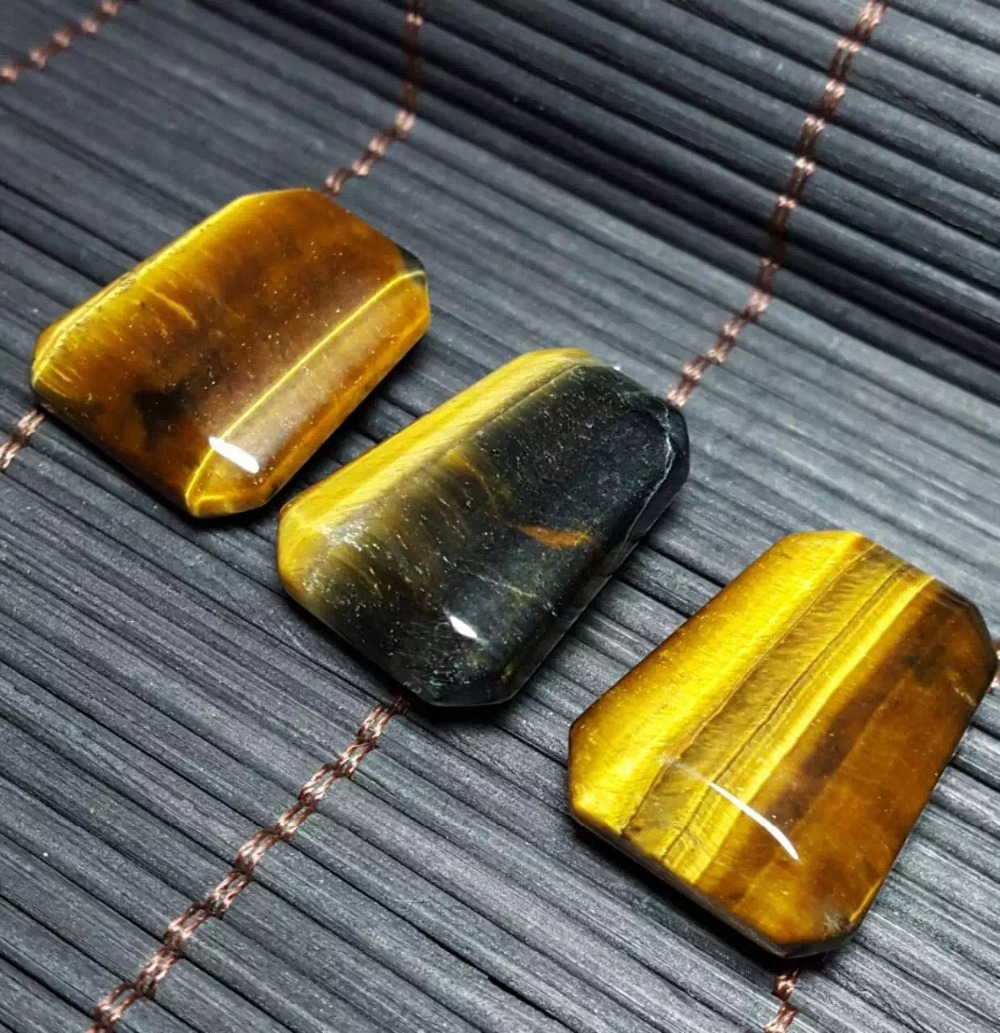 Free Shipping Manufacturers wholesale - natural AAA Brazilian yellow tights hang pendant's eye Tiger eye stone pendant цена и фото