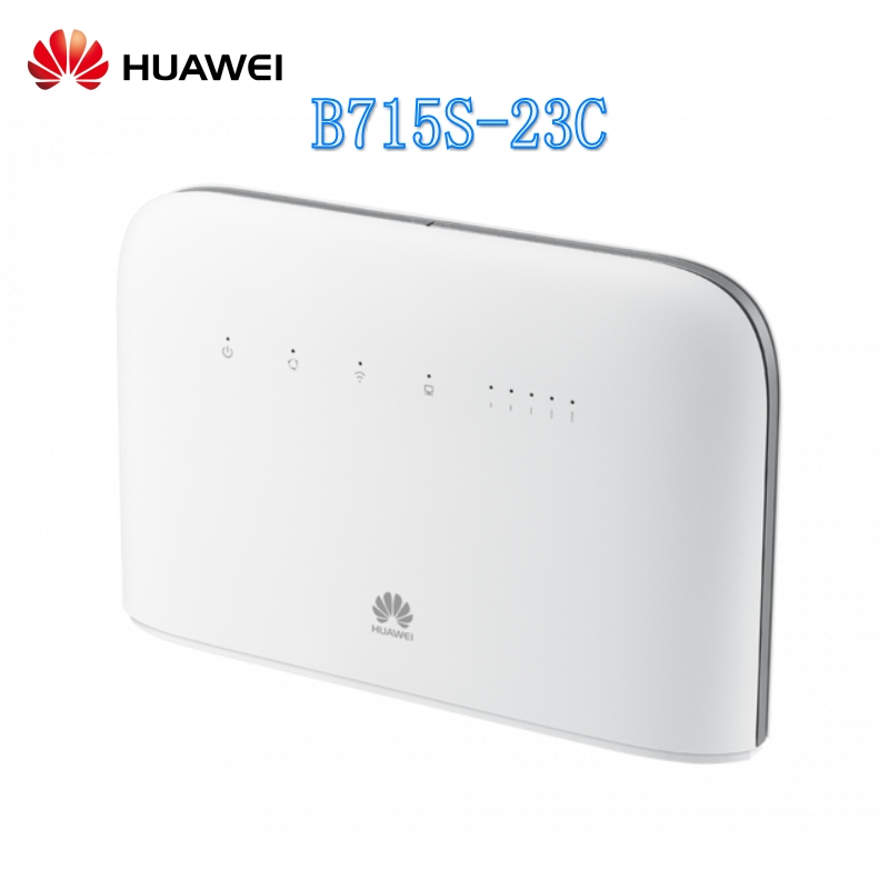 Unlocked Huawei B715s 23c LTE Cat9 4G LTE Band 1/3/7/8/20/28/32/38 WiFi CPE VOIP Router