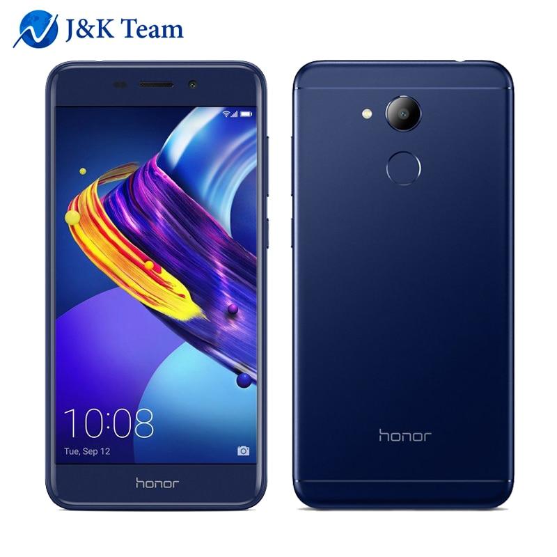 "Оригинальный Huawei V9 play 3 г 32 ГБ Honor 6C Pro 5.2 ""Экран Octa Core 1.5 ГГц 13MP Камера LTE смартфон отпечатков пальцев"