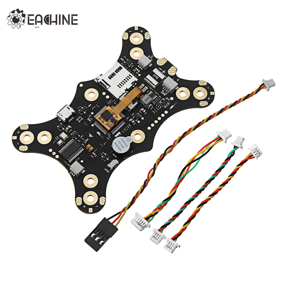 Original Eachine Wizard TS215 Customized Omnibus F4 Flight Controller 3-5S For FPV Racing Drone Spare Part RC Models Spare Parts все цены