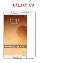 Atacado Vidro Temperado protetor de tela do telefone para Samsung Galaxy C9 C9000
