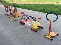 高品質子供のフィットネス機器、屋外/屋内運動機器子エクササイズマシン -
