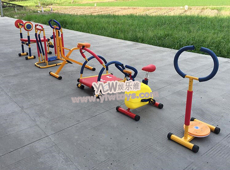 High Quality Kids Fitness Equipment,outdoor/indoor Exercise Equipment Child Exercise Machine