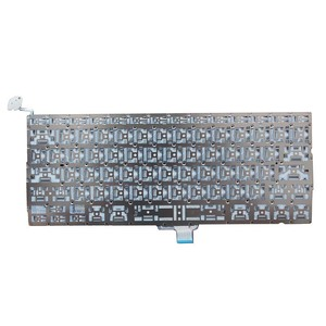 Image 2 - US Laptop Keyboard New 2009 2012 For Apple Macbook Pro A1278 Replacement