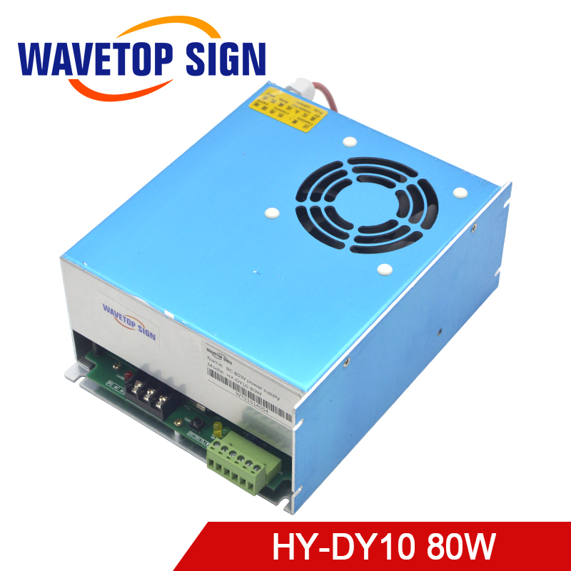 WaveTopSign DY10 CO2 Laser Power Supply Laser Power For RECI W2 Z2 2 CO2 Laser Tube