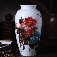 new color hand painted ceramic vase flower modern minimalist decor decoration national beauty and heavenly fragrance