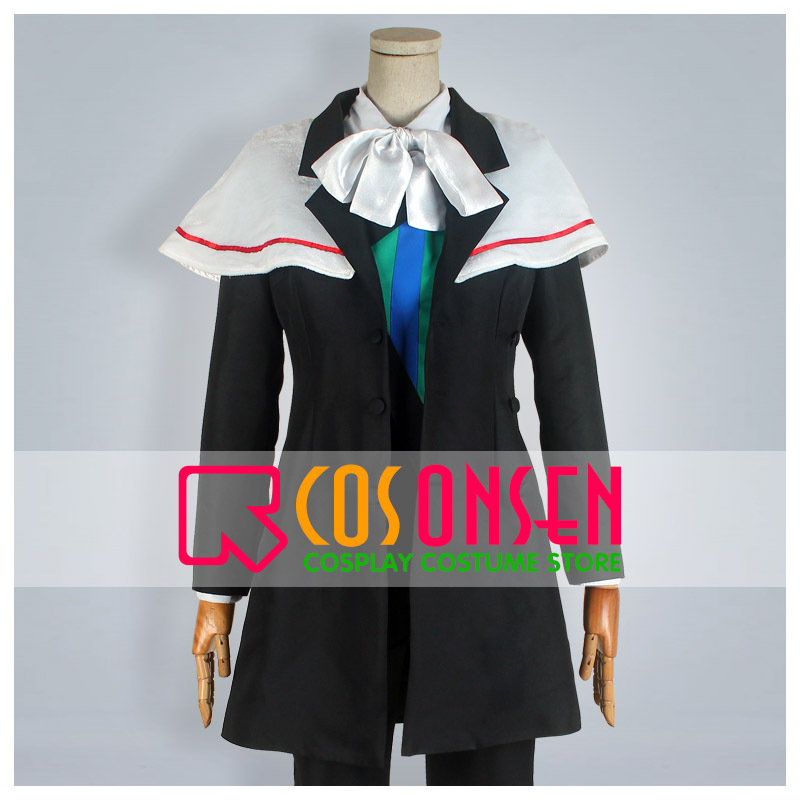 COSPLAYONSEN Devils and Realist  William Twining Cosplay Costume All Sizes Custom Made