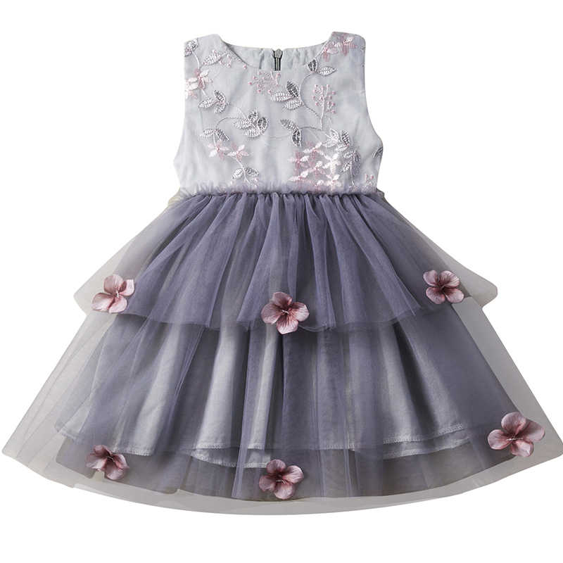 ae6d2b2695a4a Detail Feedback Questions about Dress Girl Clothes Baby Flower ...