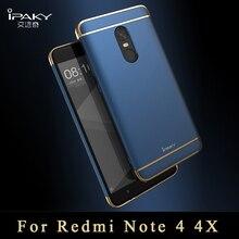 Xiaomi Redmi Note 4 чехол оригинальный iPaky Роскошные Xiaomi Redmi Note 4 4x случай 3 в 1 предмет чехол для Xiaomi reddmi Note 4 Pro Чехол 5.5″
