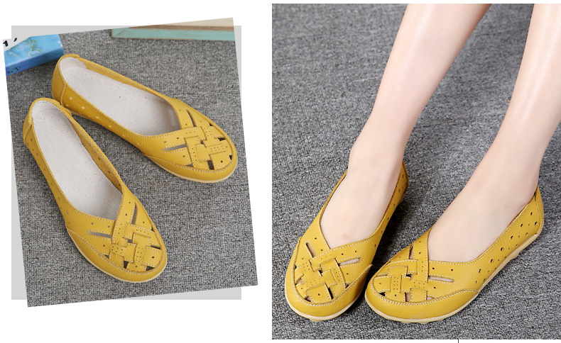 AH1165 (20) Women's Loafers Shoes