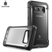 SUPCASE สำหรับ Samsung Galaxy S8Active 5.8 นิ้วกรณียูนิคอร์นด้วง UB Series TPU + PC HYBRID ป้องกันกรณีฝาครอบ