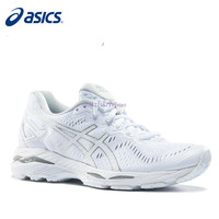 2019 Original New Arrival Official ASICS GEL KAYANO 23 Men's Cushion Sneakers Comfortable Outdoor Athletic Running shoes GQ