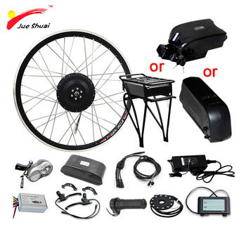 48 v 350 w 500 kit bicicleta elétrica para 20