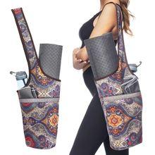 Новый стиль холщовая спортивная сумка для фитнеса вместительная