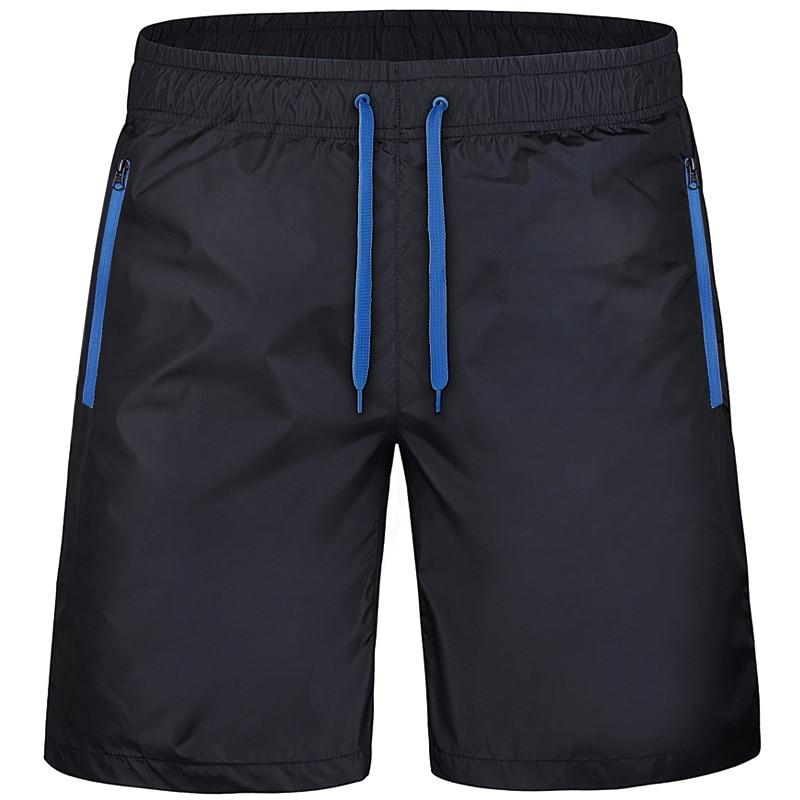Grandwish À Séchage Rapide Shorts Hommes Occasionnels Plus La Taille 4XL D'été Hommes de Shorts avec Poche Plage Respirant Shorts Mâle, DA110